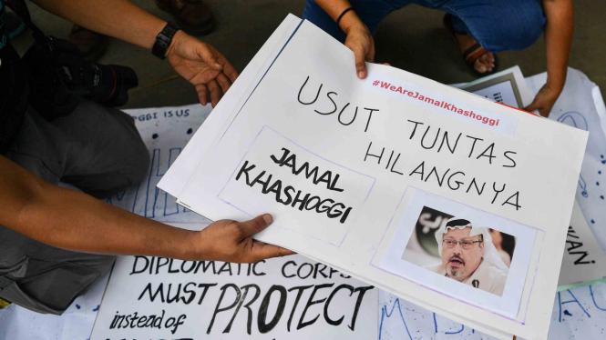 Jaksa Turki Sebut Jurnalis Khashoggi Tewas Dicekik Dan Dimutilasi