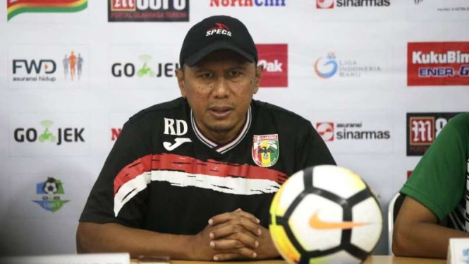 Pelatih Mitra Kukar, Rahmad Darmawan