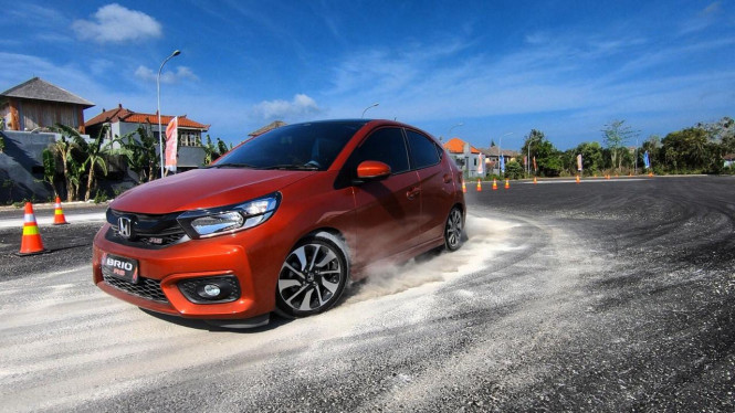 Test Drive All New Honda Brio.