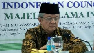 Anwar Abbas, Kini Wakil Ketua Umum MUI periode 2020-2025.