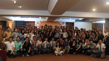 Forum Temu Netizen, Mendukung Pekan Kerja Nyata (PKN) Revolusi Mental 2018
