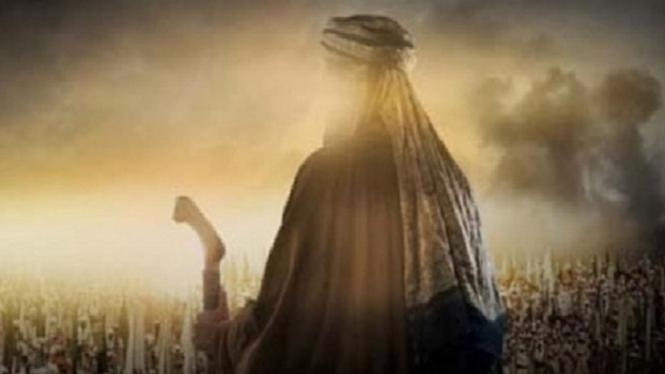 Sosok Umar Bin Khattab.