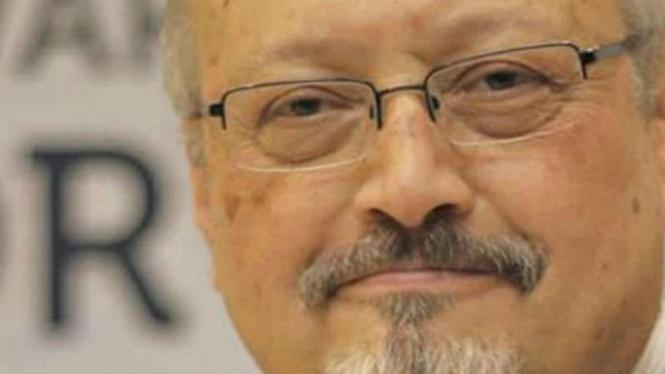 Wartawan Jamal Khashoggi