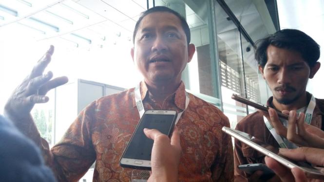 Ketua Umum Masyarakat Telematika (Mastel), Kristiono.