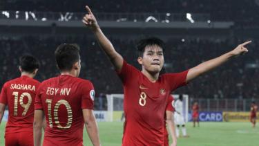 Penggawa timnas Indonesia U-23, Witan Sulaeman.