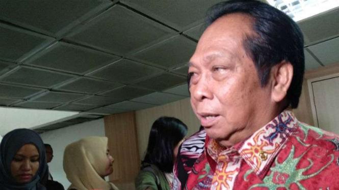 Ketua Badan Urusan Rumah Tangga (BURT) DPR, Anton Sihombing