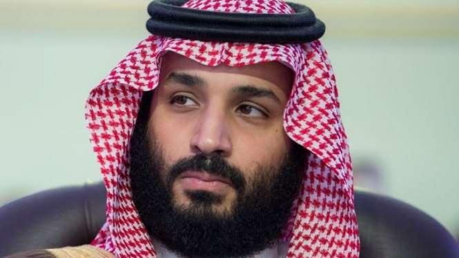 Pangeran Mohammad bin Salman.