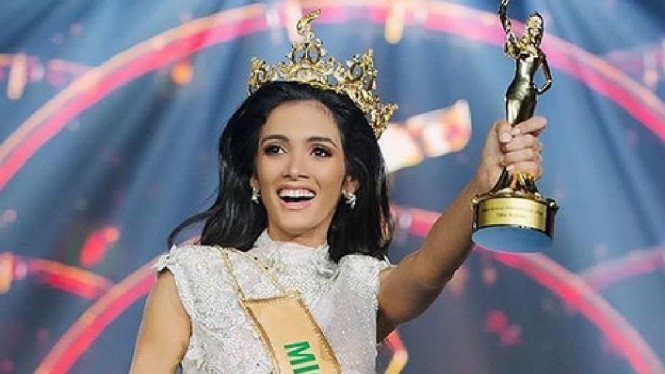 Miss Grand International 2018, Clara Sosa