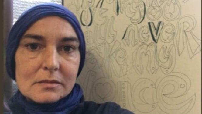 Sinead O'Connor: Aku Sudah jadi Muslim Seumur Hidup