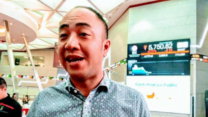Sekretaris Perusahaan Bank BJB, M. As'adi Budiman