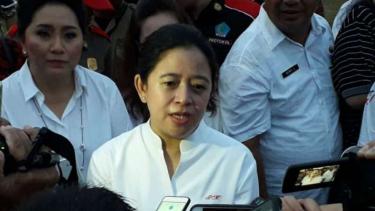 Puan Maharani di Manado, Sulut