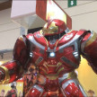Hulkbuster di Indonesia Comic Con 2018