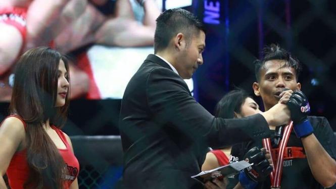 Petarung One Pride MMA, Rustam Hutajulu