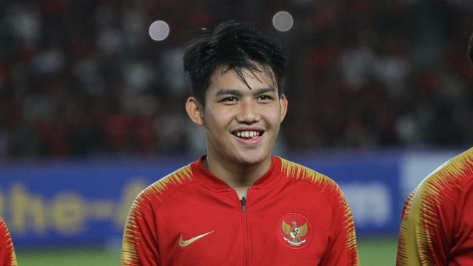 Gelandang timnas Indonesia U-23, Witan Sulaeman
