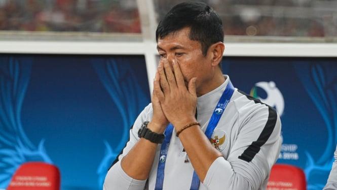 Kata Indra Sjafri Soal Tangani Timnas Indonesia U-22