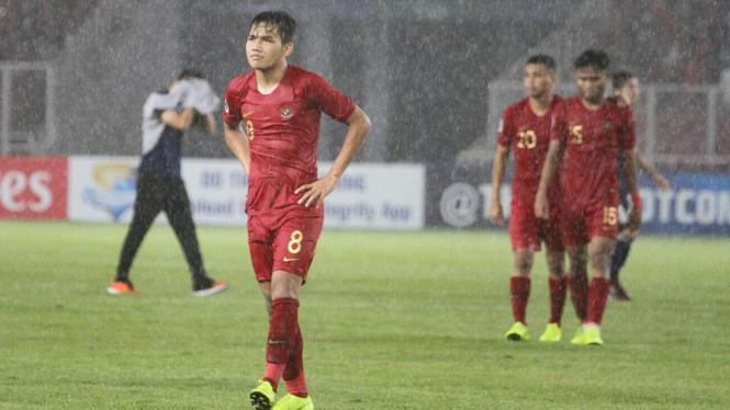 Timnas U19 Kalah dari Jepang