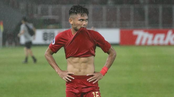 Pemain Timnas U-19 Saddil Ramdani.