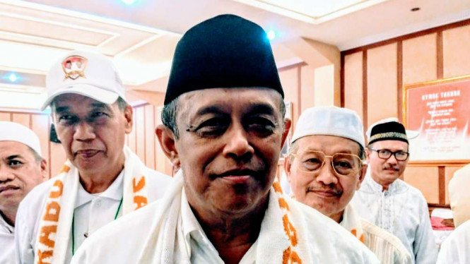 Ketua Tim Kampanye Prabowo-Sandiaga, Djoko Santoso.