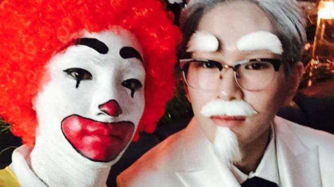 Key dan Onew Shinee
