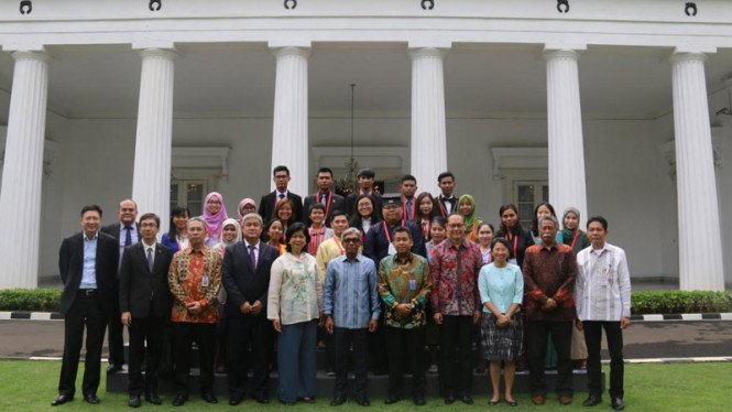 Seskemenko PMK Ajak Pemimpin Muda ASEAN Pelajari Bersama Nilai Toleransi