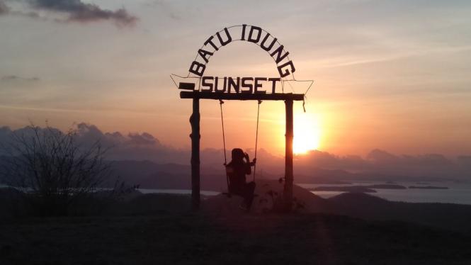 Batu Idung, Lombok, NTB