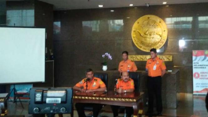 Direktur Operasi dan Latihan Basarnas Brigjen Marinir Bambang Suryo Aji