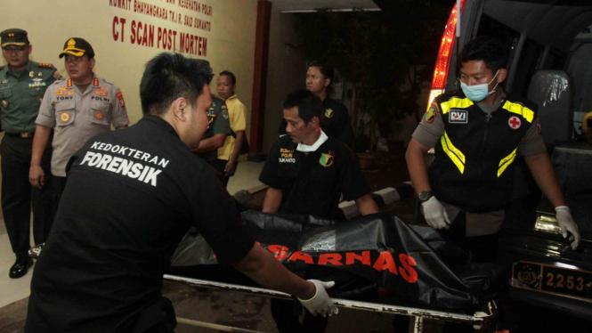 Gigi Korban Jatuhnya Lion Air Jt 610 Ditemukan, Sulit Diidentifikasi