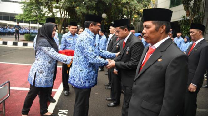 Sekretaris Jenderal DPR RI Indra Iskandar