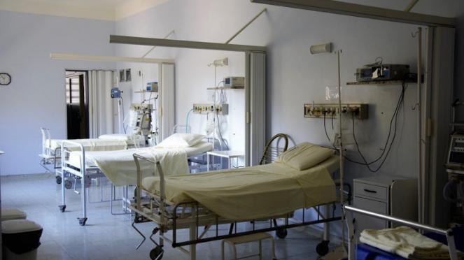 Ilustrasi rumah sakit.