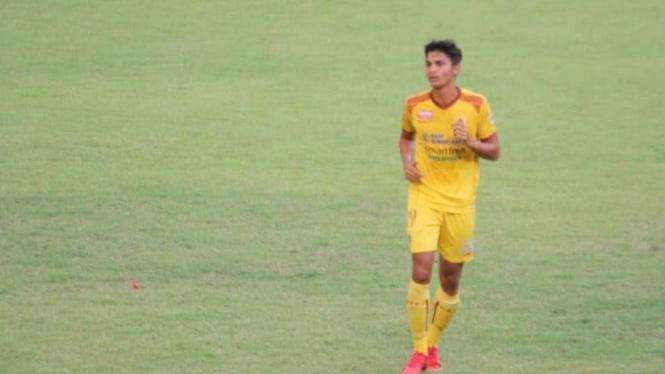 Bintang Muda Sriwijaya FC, Muhammad Ridwan