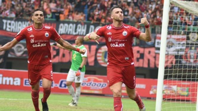 Menghitung Kans Persija Dan Persib Juarai Liga 1