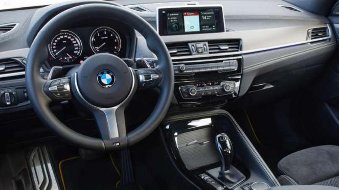 Interior BMW X2