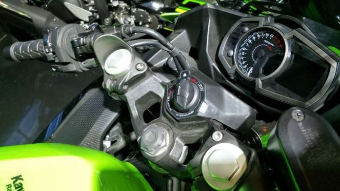 Kawasaki Ninja 250 edisi 2019