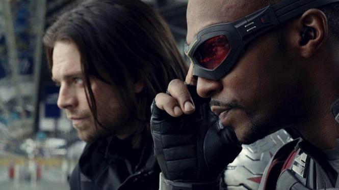 Falcon dan Winter Soldier