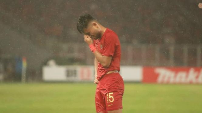 Penggawa timnas Indonesia U-19, Saddil Ramdani