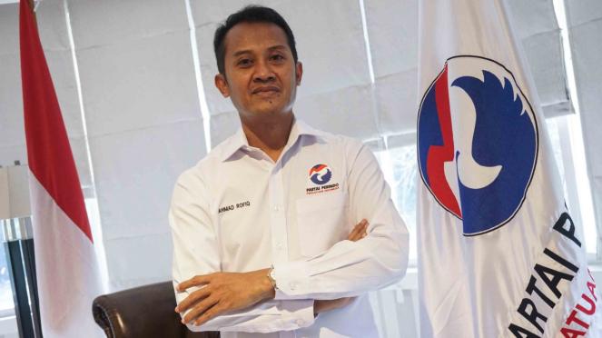 Sekjen Partai Persatuan Indonesia (Perindo), Ahmad Rofiq