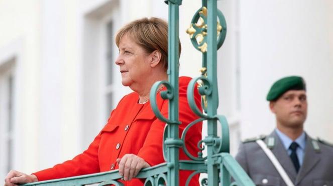 Kanselir Jerman, Angela Merkel.