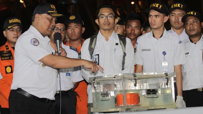Penemuan Black Box Lion Air JT 610