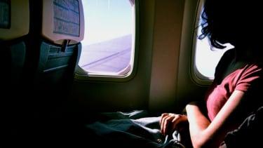 Ilustrasi pesawat/traveling.