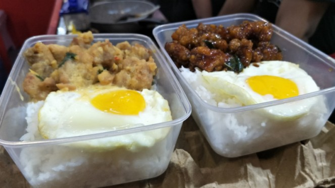 Kuliner di Jakarta Culinary Feastival 2018.