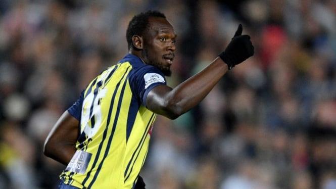 Usain Bolt Tidak Jadi Bergabung Dengan Klub Sepakbola Australia