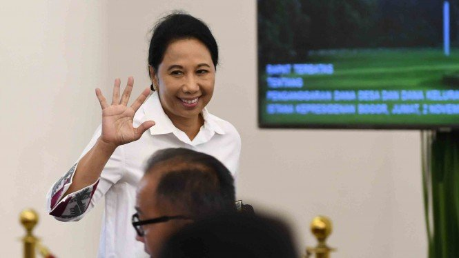 Menteri BUMN, Rini Soemarno