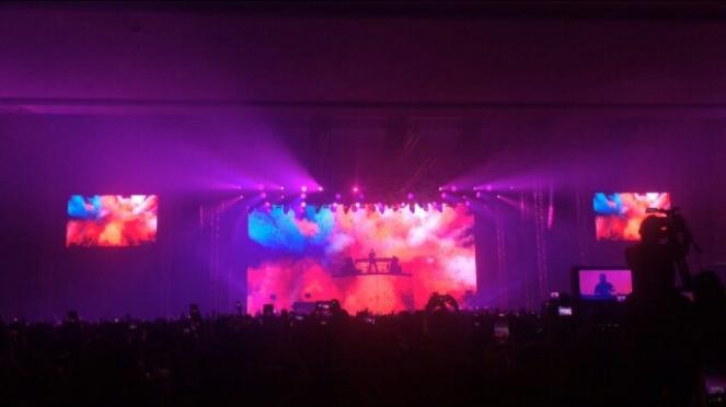 Konser DJ Kygo di JIEXPO Kemayoran