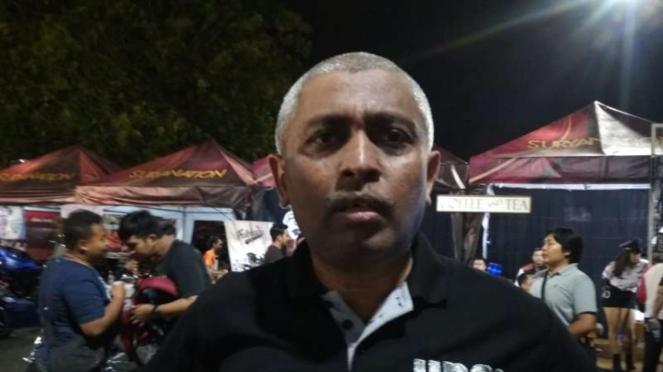 Ketua Asprov PSSI Jatim, Ahmad Riyadh UB