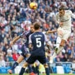 Pertandingan LaLiga antara Real Madrid kontra Real Valladolid