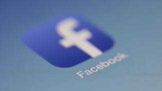 Media sosial Facebook.