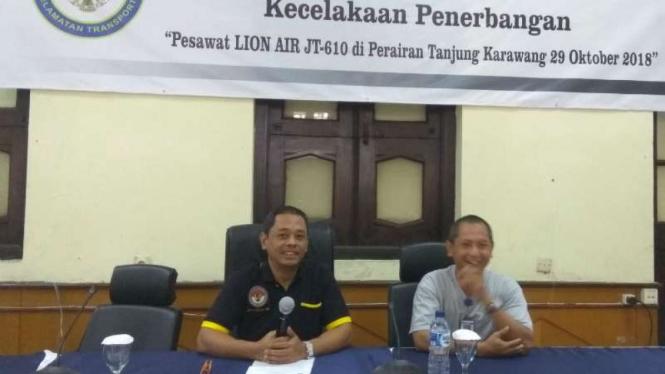 Knkt Akan Teliti Mesin Pesawat Lion Air Jt 610