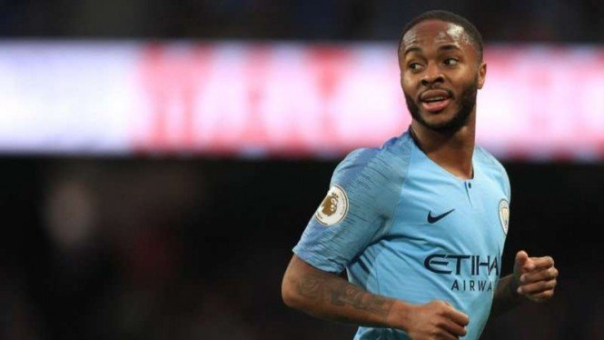 Winger Manchester City, Raheem Sterling