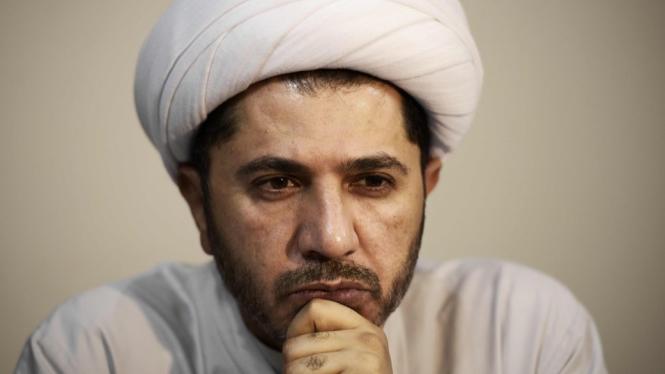 Dituduh Intel Qatar, Pemimpin Oposisi Bahrain Dipenjara Seumur Hidup