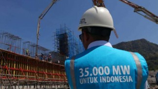 Proyek pembangkit listrik 35 Ribu MW